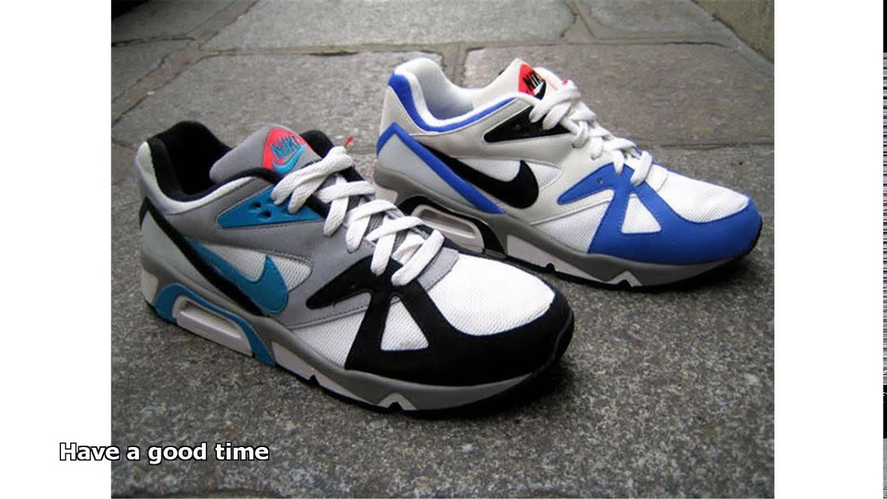 nike air max structure