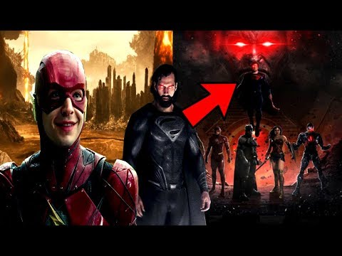 Justice League NEWS Flash & Cyborg Resurrect Superman? How Will Superman Return CONFIRMED?