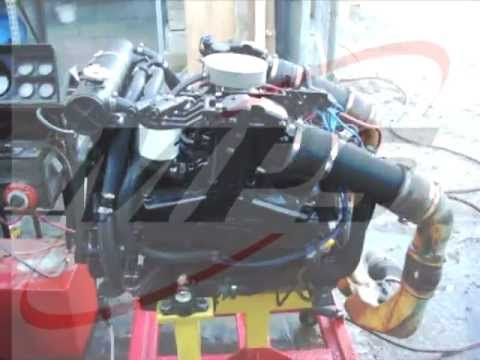 MerCruiser 350MAG300HP MPI 57L Inboard (FWC) Complete Bobtail Marine Engine  YouTube