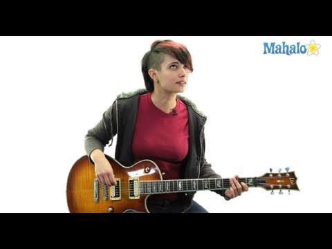 Video - How to Play an F Sharp (F#) Chord on Guitar