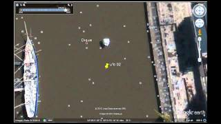 Google Earth - UFOs PT 1