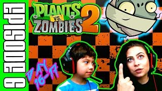 Plants Vs Zombies 2 - Shout Outs / Gameplay Walk Through - EPISODE 6 (PVZ2 : ITS ABOUT TIME)