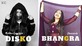 KRITIKA GAMBHIR : Full Song | DISKO BHANGRA | New Punjabi Songs 2020 | Latest Songs | VS Records