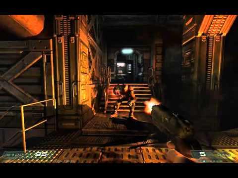 Doom 3 Gameplay Mac OS X El Capitan