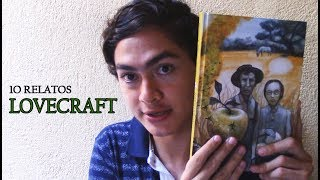 Mis 10 relatos favoritos de H. P. Lovecraft
