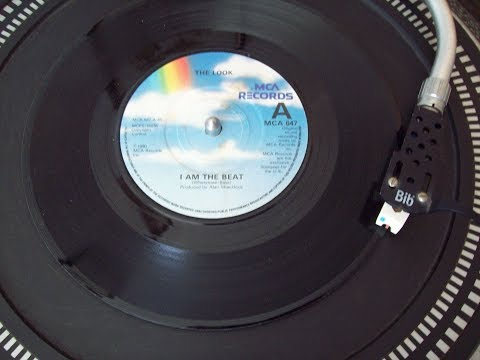 The Look  -   I Am The Beat No.6  3rd  Week December 1980 UK