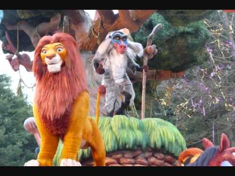 Disney's Once Upon a Dream Parade Soundtrack