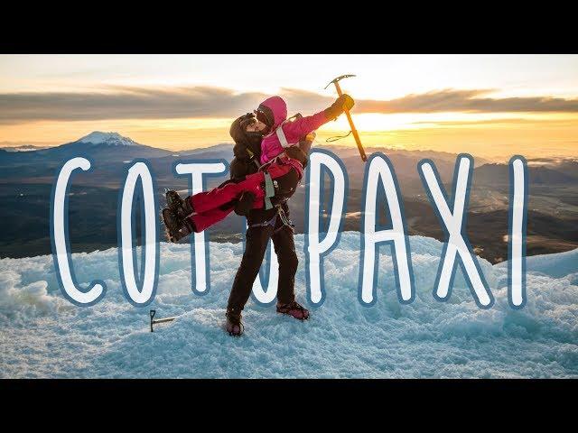 Ascension d'un des plus hauts volcans actifs au monde: Cotopaxi en Équateur! - [Vlog #19]