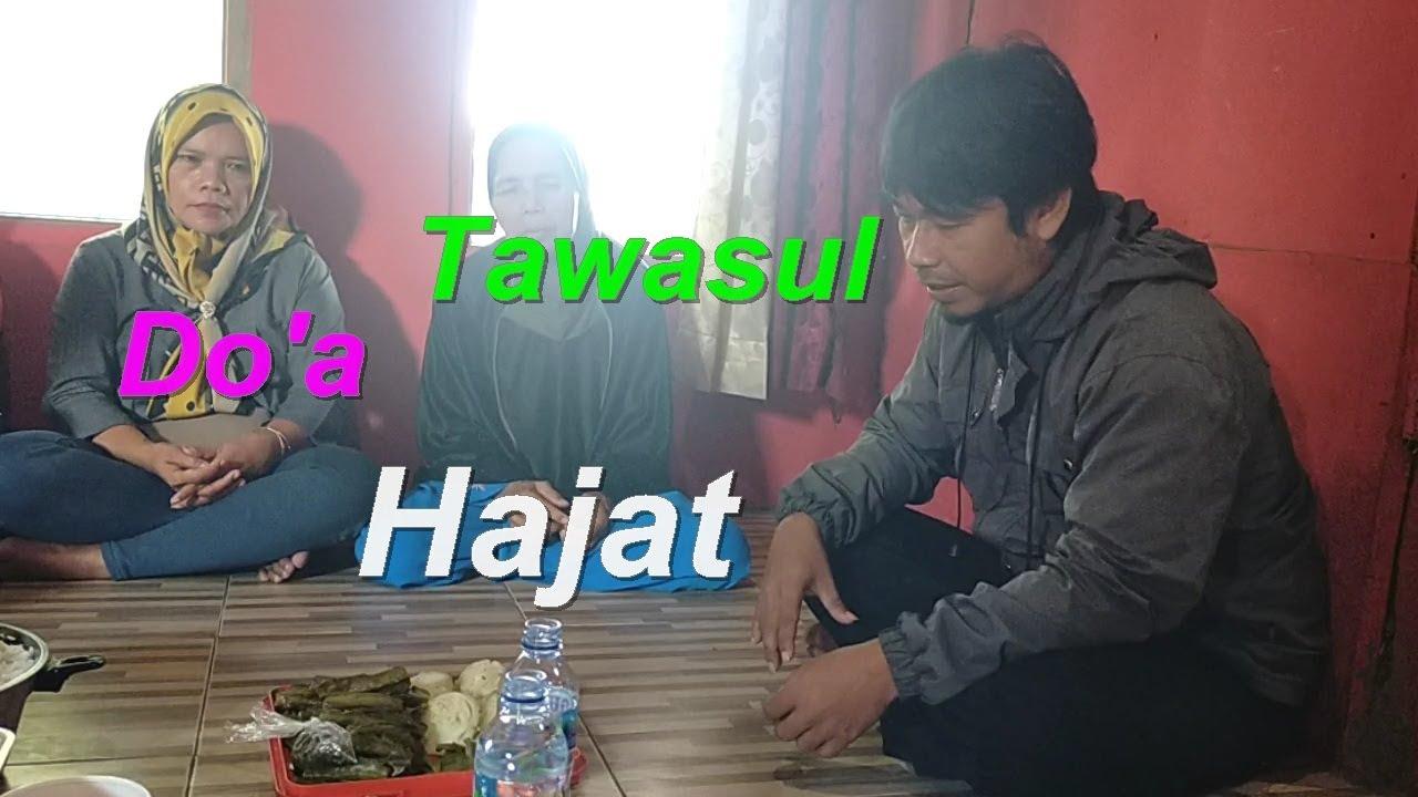 Doa Tawasul Hajat Bahasa Sunda