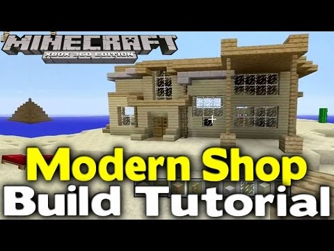 minecraft---modern-shop-build-tutorial-(how-to-build-ep.1)-[cc]