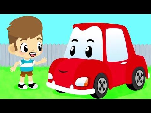 Kırmızı Araba Nerdesin? - Arabalı Çocuk Şarkısı