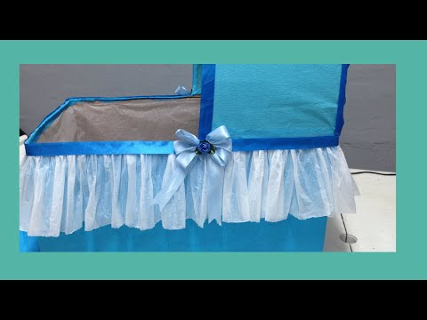 Cuna Para Regalos De Baby Shower Nino.Caja Cuna Regalos Baby Shower Parte 2 Gifts Baby Shower