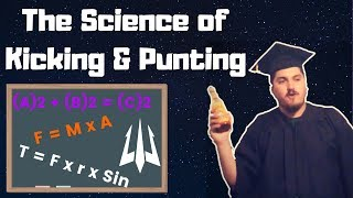 The Science of Kicking & Punting
