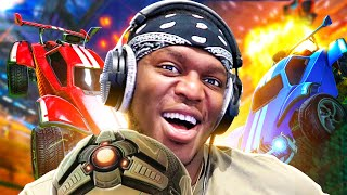 KSI CARRIES THE SIDEMEN IN ROCKET LEAGUE (Sidemen Gaming)