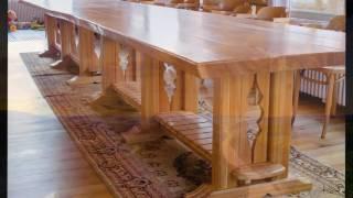 Мебель из массива дерева. Мебельная фабрика