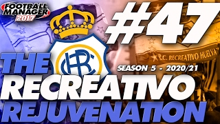 The Recreativo Rejuvenation #47 | Real Madrid Visit Fortress Colombino | Football Manager 2017