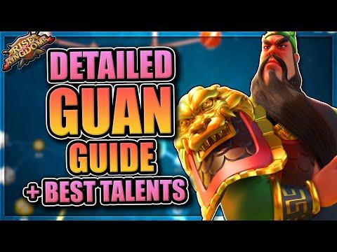 Guan Yu best