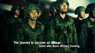 Ep 1: The Heart of Leadership (Every Singaporean Son II - The Making of an Officer)