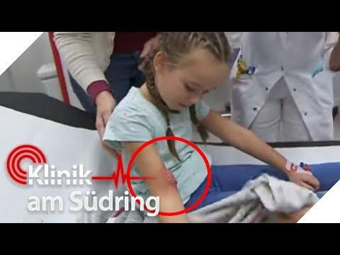 Total erschöpft - Was hat der Vater mit seiner Tochter (7) gemacht? | Klinik am Südring | SAT.1 TV