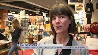 Littérature : la quinzaine de la librairie fait escale à Saint-Quentin-en-Yvelines