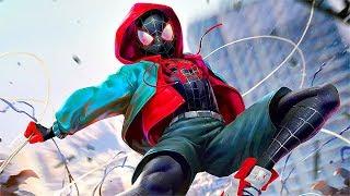 Человек-Паук  Через вселенные — Русский трейлер #4 (2018)