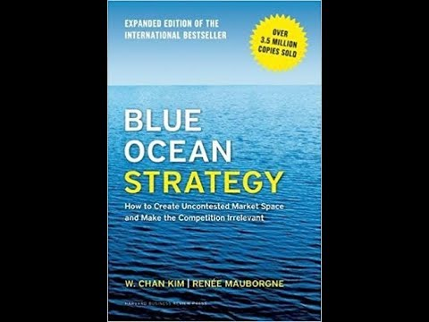 Blue Ocean Strategy Audiobook Full For  startups ,business strategy , how to succeed in business