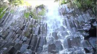 Cascada de Los Tercios, Suchitoto - El Salvador Turismo.wmv
