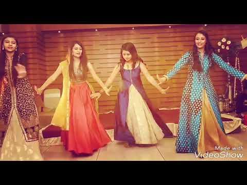 Bole chudiyan girls shadi dance