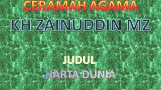Ceramah Agama Islam - Ceramah KH Zainuddin MZ