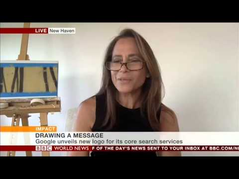 BBC World News: Yale's Jessia Helfand on drawing a message for Google, Tokyo & New Zealand