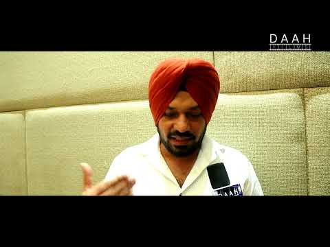 Gurpreet Ghuggi   Vadhayiyaan Ji Vadhayiyaan   Exclusive Interview   DAAH Films