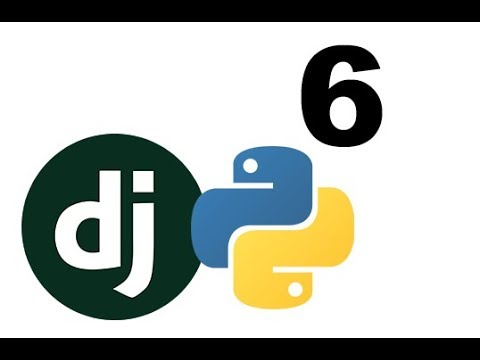Passing Variable To HTML - Django Web Development Tutorial 6