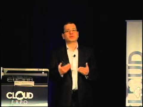 SYS-CON.tv @ 5th Cloud Expo | Dr. Yousef Khalidi, Distinguished Engineer at Microsoft