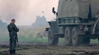 Südostukraine: Russische Separatisten rüsten auf