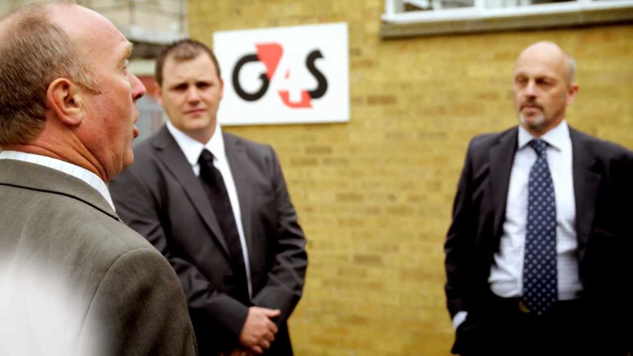 G4s Executive Protection