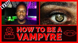 🧛🏿♀️ Energy Exchange and Psychic Vampyrism 🧛🏿♂️ (Know and succeed) | Travis Magus | LVX777 YouTube Videos