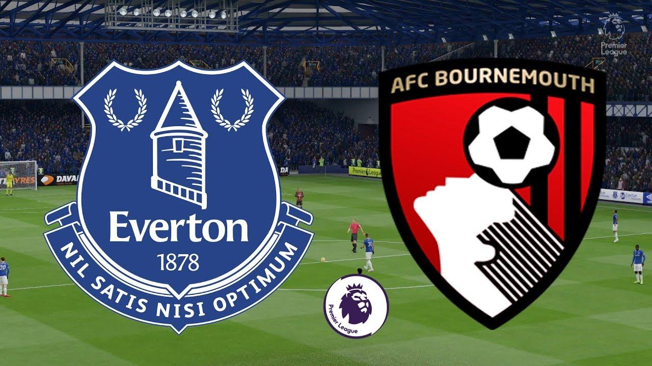 Premier League 2018/19 - Everton Vs Bournemouth - 13/01/19 - FIFA ...