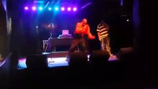 Calvin Capone & Reno Da Kid-Live @ Center Stage