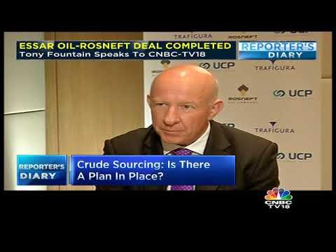 ESSAR OIL-ROSNEFT DEAL COMPLETED