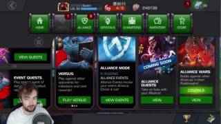 tier 4 basic catalyst farming guide contest of champions