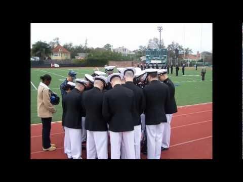 USMMA Drill Team and Color Guard.mp4