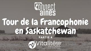 ConnectAînés - Tour de la francophonie (Partie 4)