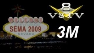 SEMA 2009: 3M Truck and Tool lighting V8TV-Video