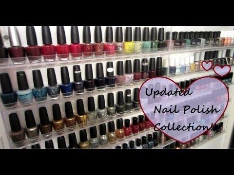 My Nail Polish Collection!!!
