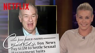 New Slogans for Bill O'Reilly's Old Sponsors | Chelsea | Netflix