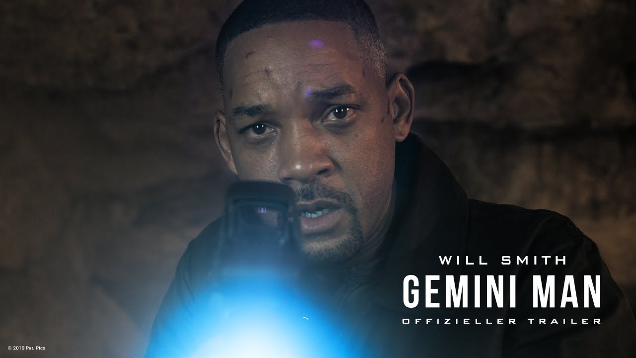 GEMINI MAN   OFFIZIELLER TRAILER   Paramount Pictures Germany