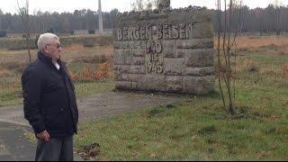 Bergen-Belsen liberator returns 'to say goodbye'