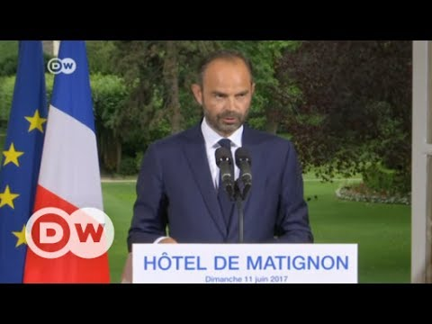 France: Macron\'s party wins big in 1st round | DW English