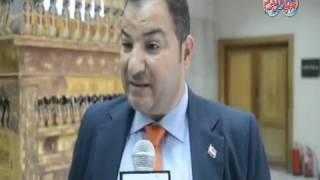 أخبار اليوم |  هشام الليثى : يتحدث عن فعاليات المؤتمر العلمي الدولي