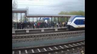 'T is stil aan de overkant - EFF, treinsstation 2012 Thumbnail